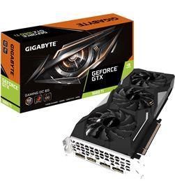 Todoelectro.es tarjeta gráfica gigabyte geforce gtx 1660 ti gaming oc 6g - 1860mhz - 6gb g gv-n166tgaming - 4719331304553