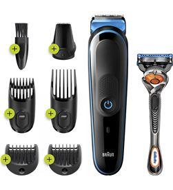 Kit afeitado 7 en 1 Braun MGK 5245 - uso barba/cara/pelo/nariz/orejas - 13 - BRA-PAE-COR MGK5245