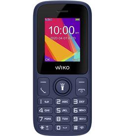 Wiko f100 azul móvil senior dual sim 1.8'' cámara vga bluetooth radio fm F100 BLUE - 80339775_2293334453