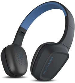 Auriculares diadema Energy sistem headphones 3 bluetooth manos libres azule ENRG429226 - ENRG429226