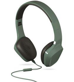 Auriculares diadema Energy sistem headphones 1 manos libres verdes ENRG428380 - ENRG428380