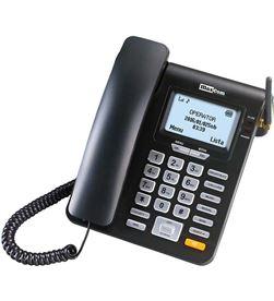 Maxcom A0021603 telefono fijo fixed phone mm28d negro mm28d2016110289 - A0021603