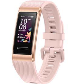 Pulsera cuantificadora Huawei band 4 pro pink gold - pantalla 2.41cm color 55024988 - HUA-PULSERA BAND 4P PG