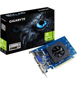 Todoelectro.es 0.253tarjeta gráfica gigabyte vga nvidia gt710 1g - 954 mhz - 1gb gddr5 - 6 gvn710d5gl-00-g - GVN710D5GL-00-G2