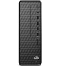 Pc Hp slim desktop s01-af0018ns - athlon 2.4ghz - 8gb - 256gb ssd pcie nvme 1T0C4EA - HPD-S01-AF0018NS