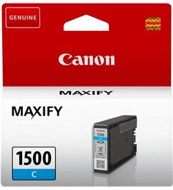 Cartucho tinta cian Canon pgi-1500c - 4.5ml - compatible según especificaci 9229B001 - CAN-PGI-1500C