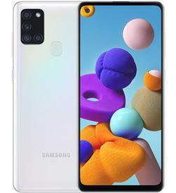 Samsung SM_A217FZWNEUB teléfono libre galaxy a21s 16,51 cm (6,5'') hd+ 32/3 gb blanco - SAMSM_A217FZWNEUB