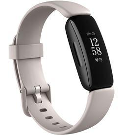 Fitbit FB418BKWT INSPI inspire 2 blanco/negro pulsera de actividad frecuencia zona activa s - +23038