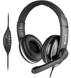 River VOX800USB auriculares con micrófono ngs vox 800 usb - ds 32mm - 20hz-20khz - con - VOX800USB