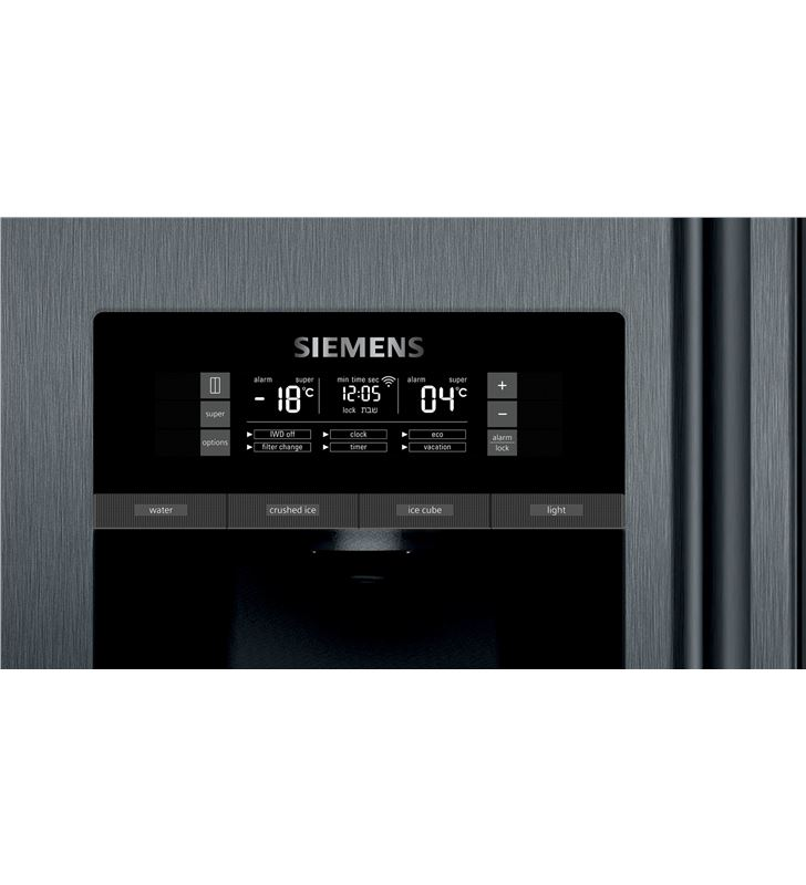 Frigorífico americano Siemens ka92dhxfp no frost 178x91 cm clase a++ acero SIEKA92DHXFP - 72831028_0604435536