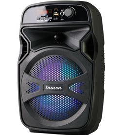 Lauson LLX34 negro altavoz inalámbrico portátil 20w bluetooth karaoke fm lu - +21700
