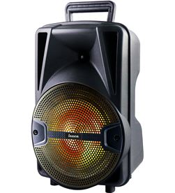 Lauson LLX35 negro altavoz inalámbrico portátil 28w bluetooth karaoke fm lu - +21701