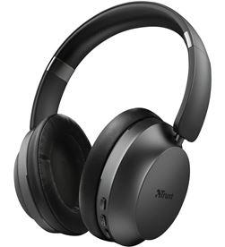 River 23550 auriculares bluetooth trust eaze - ds 40mm - micrófono integrado - uso - TRU-AUR 23550
