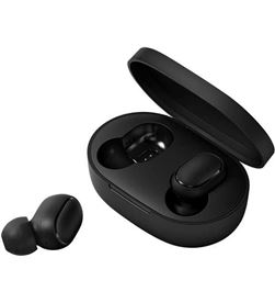 Auriculares bluetooth Xiaomi mi true wireless earbuds basic 2 negros - bt5. BHR4272GL - XIA-AUR BHR4272GL