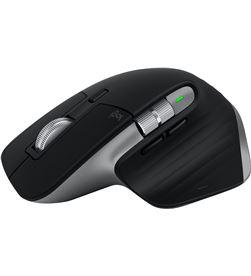 Logitech 910-005696 ratón inalámbrico para mac mx master 3 gris - 4000dpi - sensor dar - LOG-MOU 910-005696