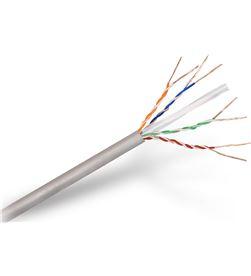 Aisens A135-0273 bobina de cable - cat6 - utp rígido - awg24 - 305m - gris - AIS-CAB A135-0273