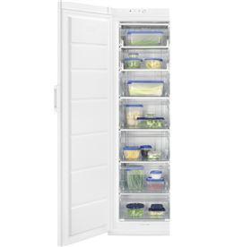 Electrolux congelador  vertical  a+ zanussi zuan28fx (1860x595x635) zanzuan28fw - ZANZUAN28FW