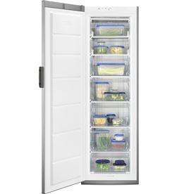 Electrolux congelador vertical inox a+ zanussi zuan28fx (1860x595x635) zanzuan28fx - ZANZUAN28FX