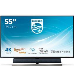 Monitor gaming Philips 558m1ry 55''/ 4k/ multimedia/ negro 558M1RY/00 - PHIL-M 558M1RY