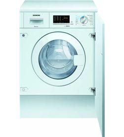 Siemens lavadora/secadora carga frontal integrable 7/4kg sieolimp wk14d542es (1400rpm) siewk14d542es - SIEWK14D542ES