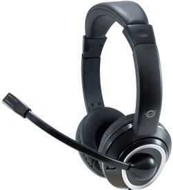 Generico 2CONPOLONA01B auricular headset conceptronic polona usb microfo 120838507 - 2CONPOLONA01B