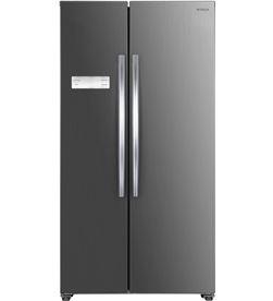 Winia WFNSH25BVS frigorífico americano clase a+ 177x90,5 no frost inox - WINWFNSH25BVS