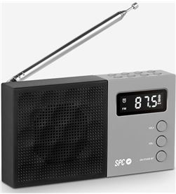Radio digital despertador lcd Spc jetty 4577N Radio Radio/CD - SPC4577N