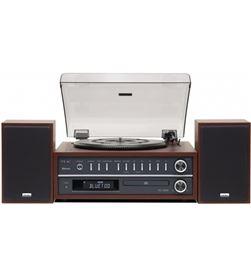 Teac MC-D800 CEREZO tocadiscos con nfc, bluetooth, cd, usb 20w - +91895
