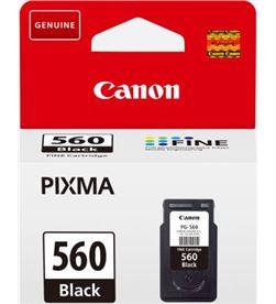 Canon pg-560 color negro cartucho de tinta 8ml fine pixma PG-560 BLACK IN - +23135