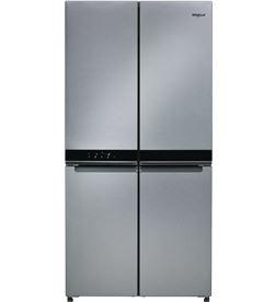 Whirlpool WQ9E1L frigorífico americano no frost clase a+ acero inoxidable - WHIWQ9E1L