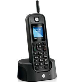 Motorola O201 NEGRO teléfono inalámbrico resistente de largo alcance - +96924