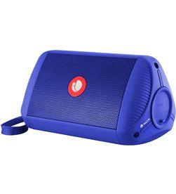 Ngs ROLLERRIDEBLUE altavoz portátil con bluetooth roller ride/ 5w rms/ 1.0/ azul - ROLLERRIDEBLUE