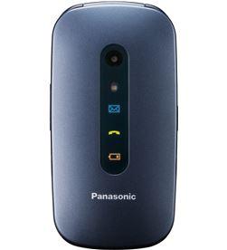 Teléfono libre Panasonic tu456 6,10 cm (2,4'') cámara bluetooth microsd azul KX_TU456EXCE - PANKX_TU456EXCE
