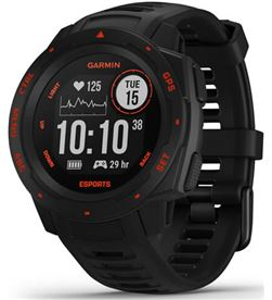 Garmin INSTINCT ESPORTs edition 45mm smartwatch resistente para gamers - +23300