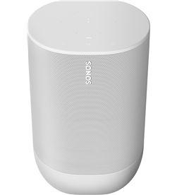 Todoelectro.es MOVE WHITE sonos move blanco altavoz inteligente ip56 con batería wifi bluetooth con a - +23302