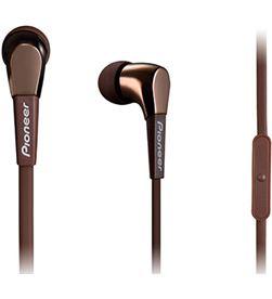 Pioneer SE-CL722T-T auriculares intrauditivos / con micrófono/ jack 3.5/ oro - PIO-AUR SE-CL722T-T