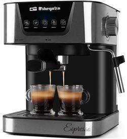 Cafetera Orbegozo espresso ex 6000 - 1050w - 20 bar - deposito de agua 1.5l 17535 - ORB-PAE-CAF EX 6000