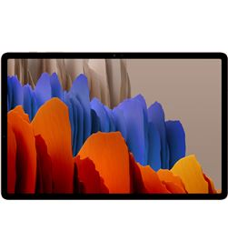 Samsung sm-t970 tab s7+ marron con s pen tablet wifi 12.4'' 120hz wqxga+ oc SM-T970NZNAEUB - +23266