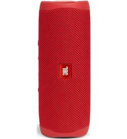 Jbl FLIP 5 ROJO inalámbrico bluetooth 20w amplificador integrado resistente - +21388