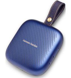 Harman HKNEOBLUBSG altavoz portátil con bluetooth kardon hk neo bsg/ 3w rms/ 1.0/ azul - HAR-ALT HKNEOBLUBSG