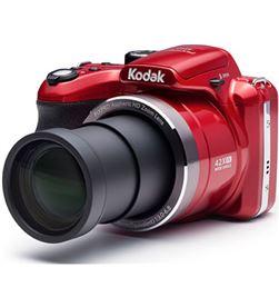 Cámara digital Kodak pixpro az422 roja - 20mpx - lcd 3''/7.62cm - zoom 42x AZ422RD - KOD-CAMARA AZ422RD