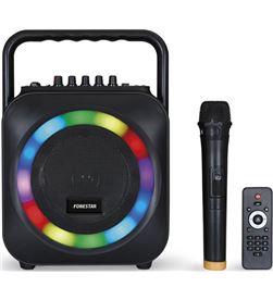 Fonestar BOX-35LED altavoz portátil con reproductor bt/sd y micrófono i - BOX-35LED