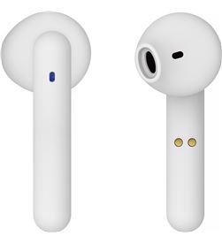 Vivanco 60603 auriculares bluetooth urban pair con estuche de carga/ autonomía 16 - 60603