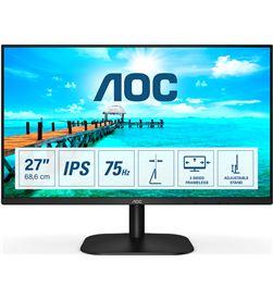 Monitor Aoc 27B2DA 27''/ full hd/ multimedia/ negro - 27B2DA