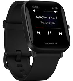 Xiaomi amazfit bip u negro smartwatch 1.43'' táctil gps glonass bluetooth p AMAZFIT BIP U B - W2017OV1N