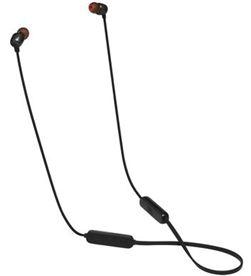 Auriculares inalámbricos intrauditivos Jbl tune 115bt/ con micrófono/ bluet JBLT115BTBLK - JBLT115BTBLK