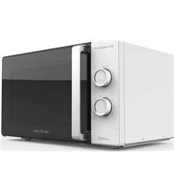 Microondas Cecotec proclean 4110/ 700w/ capacidad 23l/ función grill/ blanc 250229946 - 250229946