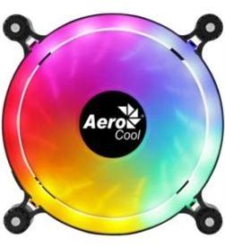 Aerocool SPECTRO12 ventilador spectro 12/ 12 cm/ rgb - AER-REF SPECTRO12