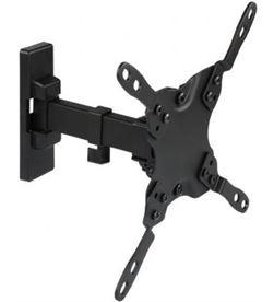Tooq LP2042TNL-B soporte de pared giratorio/ inclinable/ nivelable para tv - TOO-SOP LP2042TNL-B