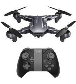 Dron Innjoo BLACKEYE 4K/ autonomía 20 minutos/ cámara 4096*2160p/ gris - INN-DRON BLACKEYE 4K